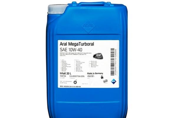 Aral Mega Turboral LA 10W-40 20L