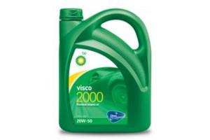 BP Visco 2000 20W50 4L