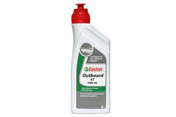 CASTROL OUTBOARD 4T 10W-30 1L