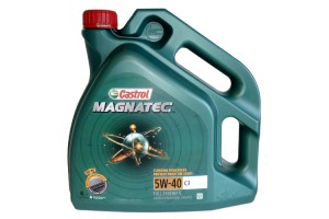 CASTROL 5W-40 MAGNATEC C3 4L