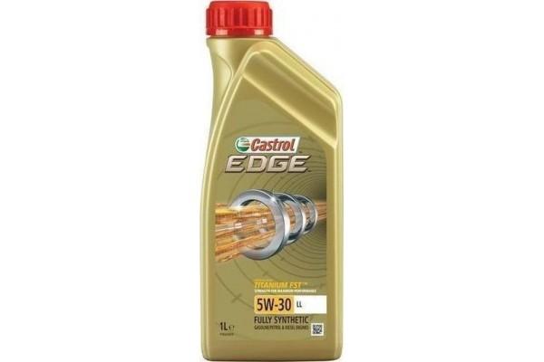 Castrol 5W-30 LL Edge Titanium Fst 1L