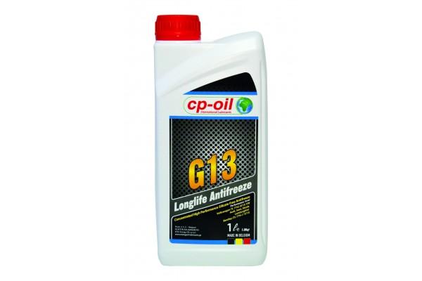 CP-OIL G13 LONGLIFE ANTIFREEZE 1L