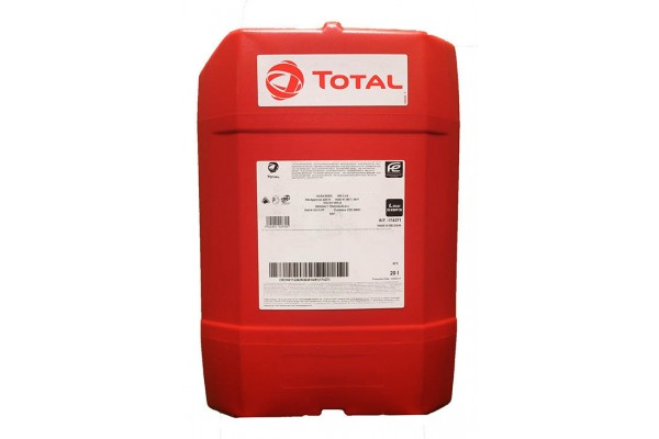 TOTAL RUBIA FLEET HD 400 20W-50 20L