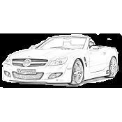 SL Class (W230) SL55 & SL63 & SL65 AMG