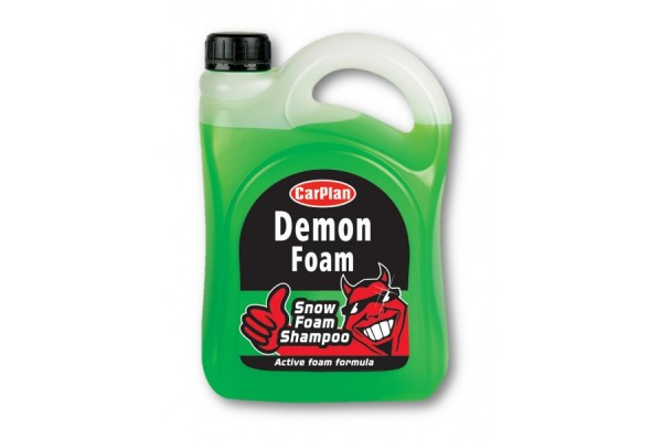 Σαμπουαν Αφρου Snow Foam Shampoo - Demon Foam Carplan (2 LT)