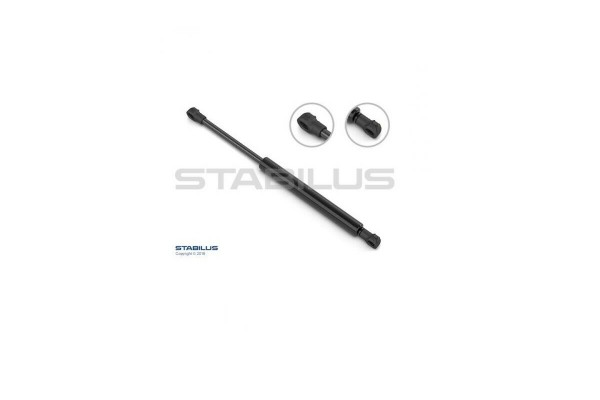 Αμορτισέρ Μπαγκαζ STABILUS Για BMW E46 00-05 1-Τεμαχιο