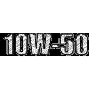 10W-50