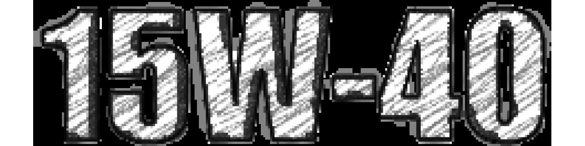 15W-40