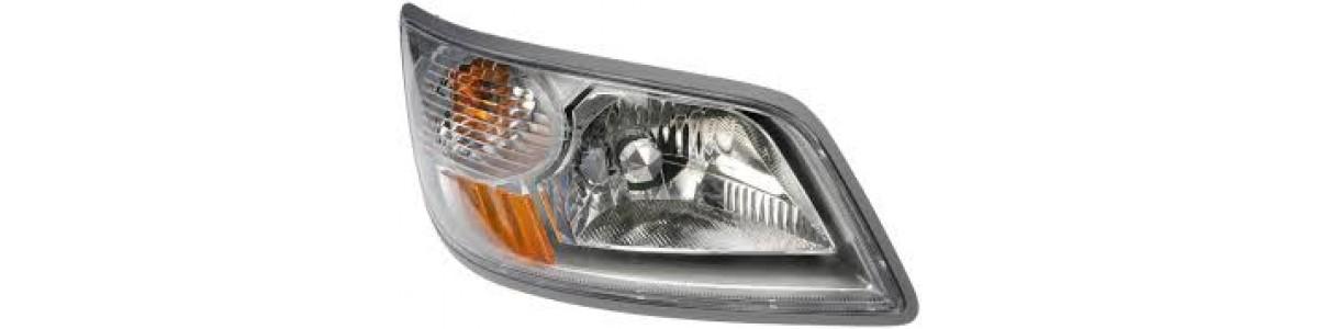 Φώτα Φορτηγών