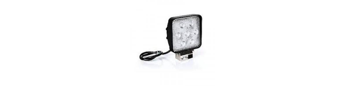 Προβολείς LED Φορτηγού