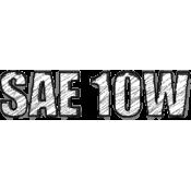 SAE 10W