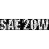 SAE 20W