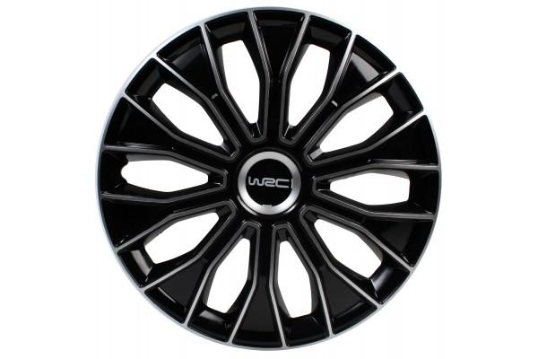"""4 τάσια σετ Νο.5 bicolor 14"""" WRC(007468)"""