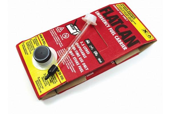 Flatcan - Χαρτινο Δοχειο Καυσίμου 3,5L