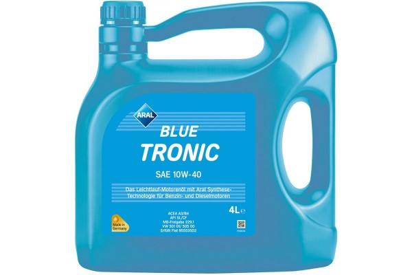 Aral Blue Tronic 10W-40 4L